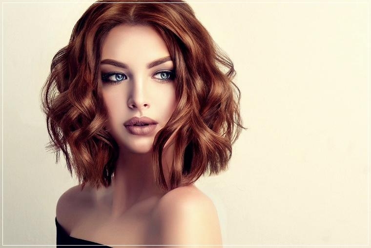 Trends in hair colors for summer 2021