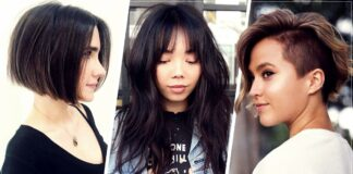 15 practical haircuts to look gorgeous in a few minutes
