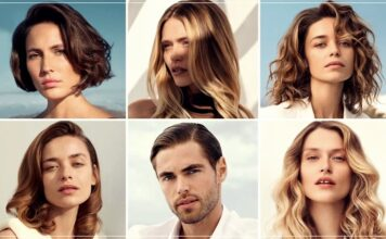 Franck Provost: spring summer 2021 haircuts, refined harmony