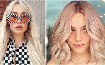 15 Ideas to wear a platinum blonde hair this summer